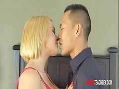 Krissy lynn, Asian interracial, Interracial asia, Asian guy, Krissy lynne, Krissy