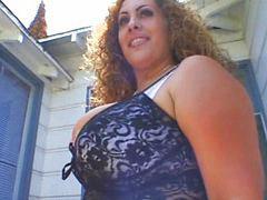 Big tits, Real