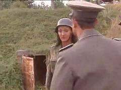 Germen, Alemanes, Parte, Militar, Alemanas, Alemana