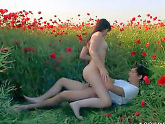 المزارع, نكاح مزارع, مزهرة, في المزراع, فى الزهور, ف المزرعة
