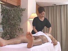 Ğügüd masajı, Göğüd masajı, Japonca, Japon