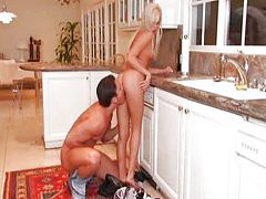 From behinde, Hard from behind, Drilled hard, Drill hard, Blonde from behind, Awesome hard
