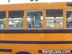 여학교, 강ㅈ, 틴걸스, 강ㄱ, 학교버스, 강