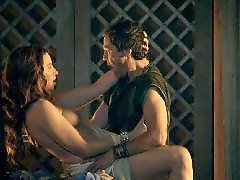 Spartacuse, Spartacus x, Nude scene, Nude boobs, Nude big, Lucy lawless
