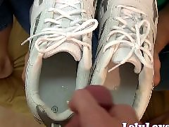 Sneakeres, In footjob, Fetish footjob, Footjobs cumshots, Footjobs cum, Footjob pov