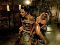 Nipples, Tied, Nipple, Slave tied, Slave milk, Nippls