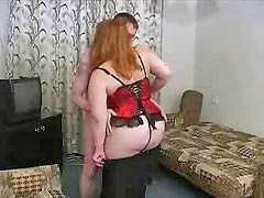 Mature, Russian, Mom son, Bbw, Russian mom, Fat