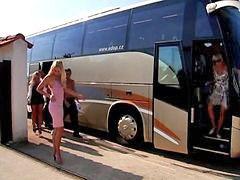 😩bus, Vakarėlis, Autobusas