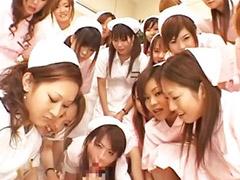 Masturbacion fetiche, Mamadas de enfermeras, Enfermera japonesa lactando, Disfrutando del sexo, Enfermera