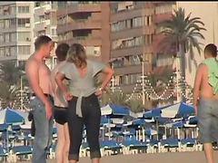 Amigas amigo, Withe friend, Amigas con amigos, Pla, Playas, Playa