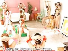 Femdom, Japanese, Japanese lesbian, Asian lesbian, Lesbian asian, Japanese super