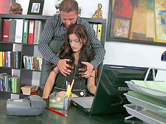 Secretary, Valuable, Helps, To hot, She hot, Soící