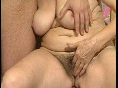 Orang sex, Di tiduri, Nenek, Muda