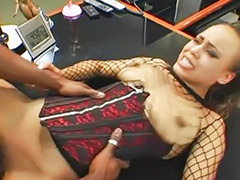 Blowjobs office, Babe big tits, Interracial party, Stocking cum, Ebony big tits, Interracial stockings