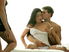 Nikki, Passion, Nikky, Heather, Passions, Passionate threesome