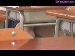 Getar getar, Ruang kelas