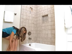 Asian show, Teen shower, Shower teen, Shower blowjob, Teen showering, Teen sex shower