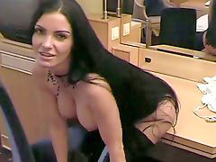 German, Pussy on pussy, Stroking, Goth, German hot, Hot cam