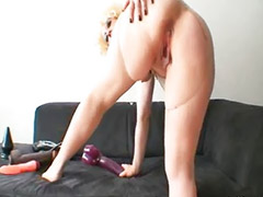 Milf orgasms, Blonde wife, Bbw orgasm, Bbw fist, Fisting mature, Gape