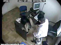 Security cam, Office cam, Securiti, Secure, Office fucking, Office fuck
