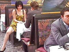 Wife gangbang, Gangbang wife, Rita, Restaurant, Wifes gangbang, Rita p
