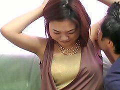 Asian, Armpit