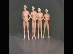 댄ㅅ, 발레, 알몸댄스, 발가ㄱ, 공, 보자