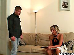 Blackmail, Hot mom, Black mom