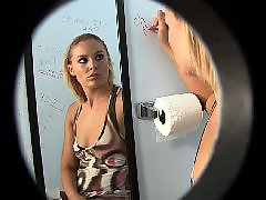 Sweet blond, Surprised cumshot, Huge cock blowjobs, Huge blonde, Huge blowjob, Glory-hole