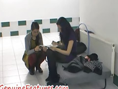 The scenes behind, Amateur tease, Real couple, Pov asian, Striptease, Behind the scene