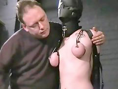 Bondage, Torture, Caning, Masked, Inside, Mask