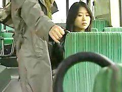 Sexs lesbian, Sexsi japon, Otobüs,, Otobüs otobüs, Japon, Otobüs