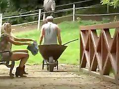 المزارع, من الشرج, فتيات شقراوات سكس, ف المزرعة, شقراء في المزرعه, شرجي مزرعه