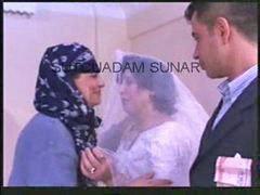عروسي, زن با زن, بکارت زن, بکارت باکره, عروس ترکی, بکارت