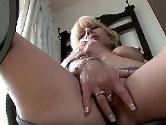 Milf british, British milfs, British matures, British mature masturbating, British masturbation, Bondáž
