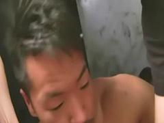 Asiaticos sexo gay, Sexo anal en grupo, Sexo en grupo gay, Asiaticas anal