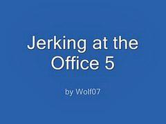 Oficinas, Consultorios, Haciendo una paja, Oficina, En la oficina, Consultorio