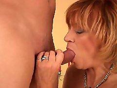 Redheaded milf, Redhead sucking, Redhead granny, Pussy suck, Pussy sucked, Pussy chubby