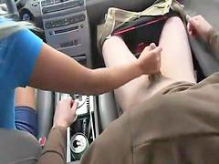 Car, College, Oral, Job, In car, Servicing