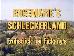 Marie, Rosemary, Rosemarie, 1979, Rose, Rose b