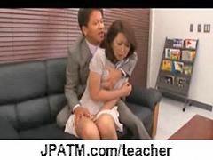 في كل, ياباني عام, فيد, فى المدرس, فيد يو, معلم اليابانية