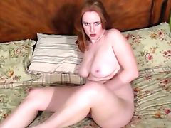Dirty talk, While fuck, While fucking, Redhead fucking, Redhead fuck, Redhead busty