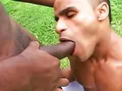 肛门射精, Z做爱视频, Gay肌肉男,做爱, 黑,男同性恋, 黑色肌肉男搞基, 黑人gay口交