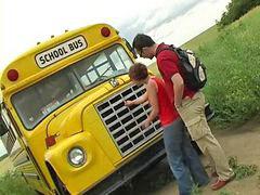 Okul,, Otobüs,, Otobüs otobüs, Okul, Otobüste, Okulda