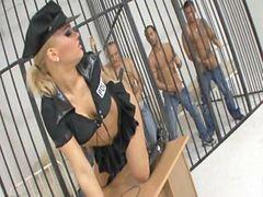 Britney s, Gangbang in, Britney, Gangbang, Britney s