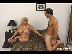 Boy, Big tits