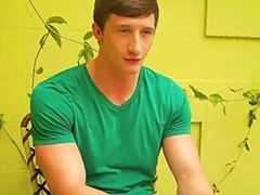 Esmer eşcinsel, Kamera arkası, Arkadan, Kaslı