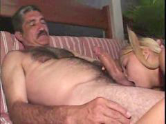 Old man, Anal, Old