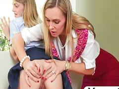 Maestras de piano, Madura adolescente, Adolescentes con maduros, Tres pollas