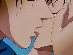 Gay horny, Hentai gay, From behinde, From behind, Horny gay, Behind couple